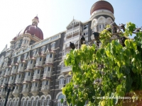 Hotel Taj facing The Gateway of India, Mumbai